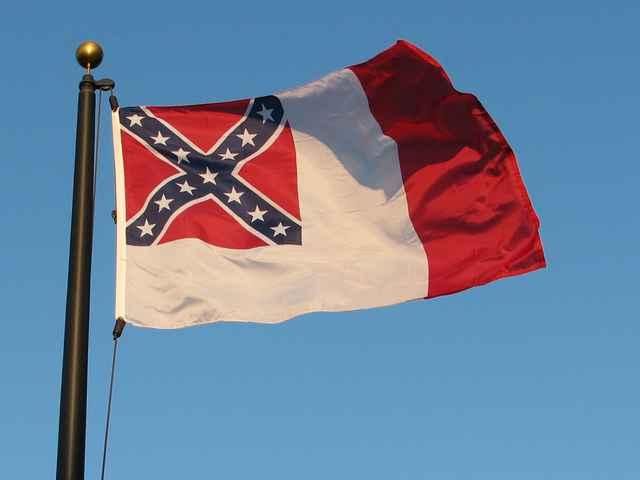 Flag Etiquette Confederate Colonel